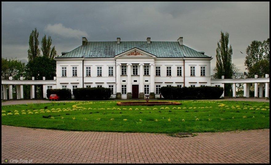Jablonovskių rūmai Kocke