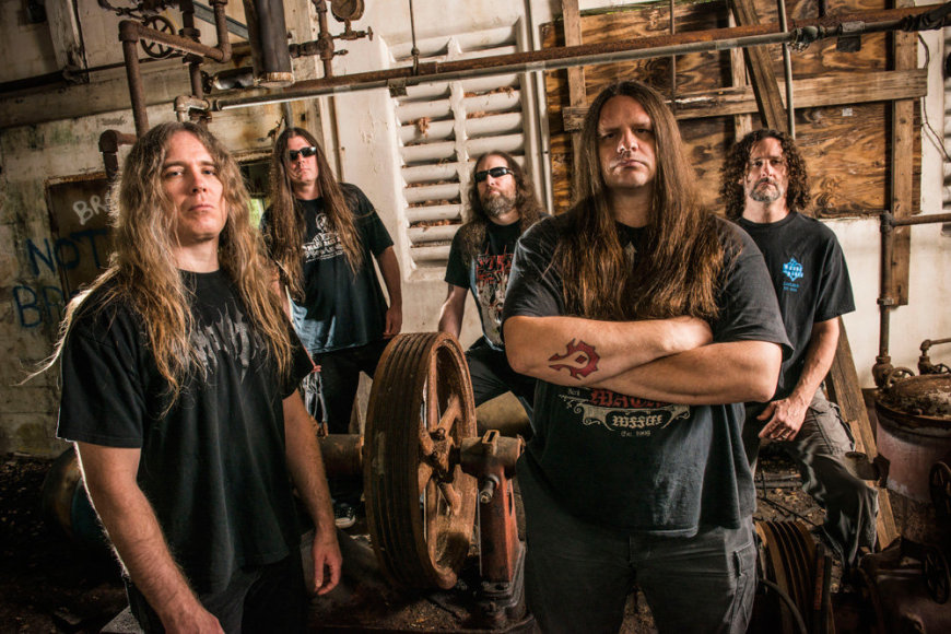"""Cannibal Corpse"""