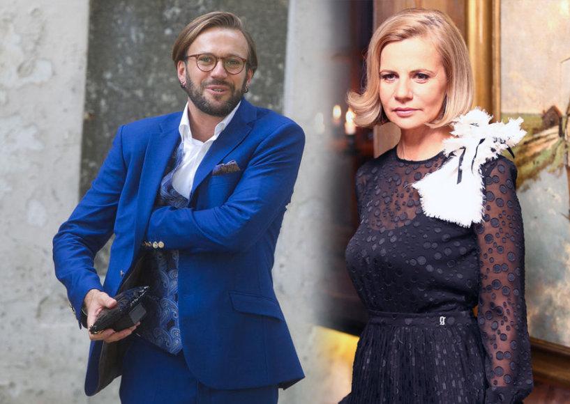 Valerijus Gigevičius ir Irena Marozienė