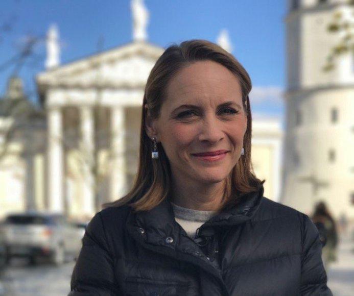 "Nina Dos Santos, ""CNNMoney Europe"" redaktorė"