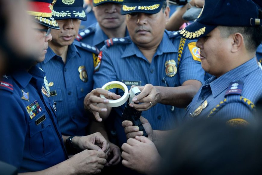 Filipinų policija