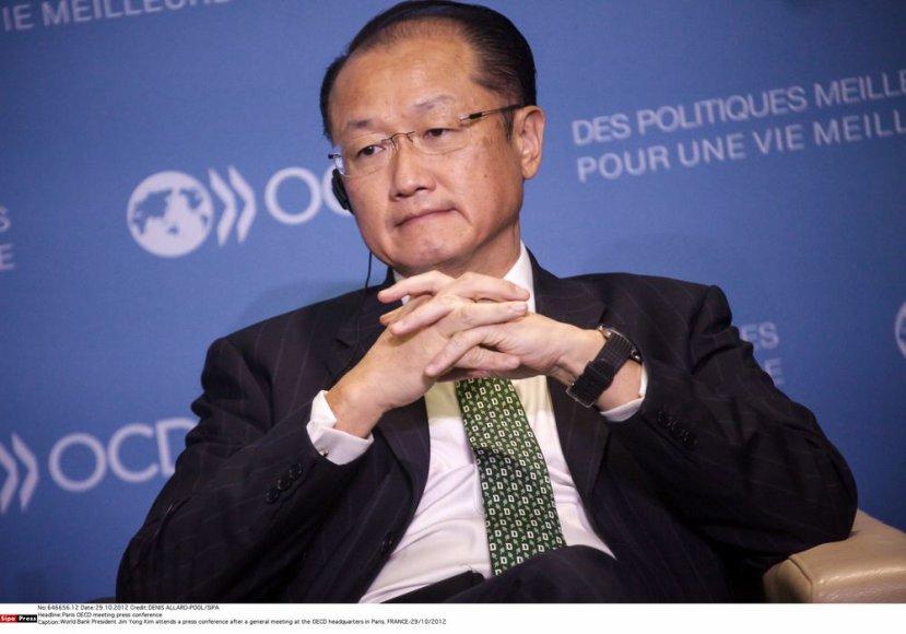 Jim Yong Kimas