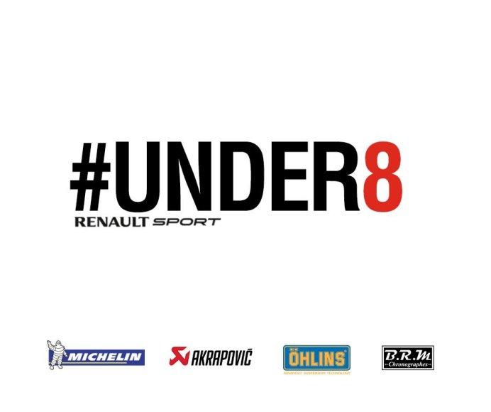 """""""Under 8"""" užuomina"""