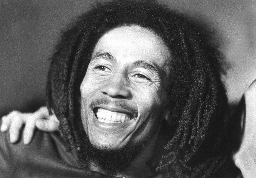 """AFP/""""Scanpix"""" nuotr./Prieš 69-erius metus gimė Bobas Marley"""