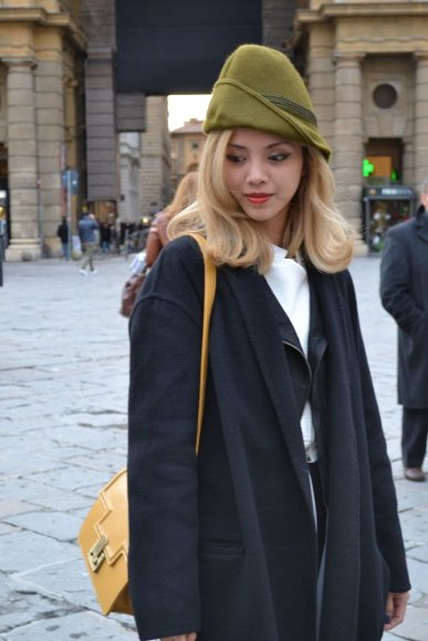 Florencijos gatvės stilius