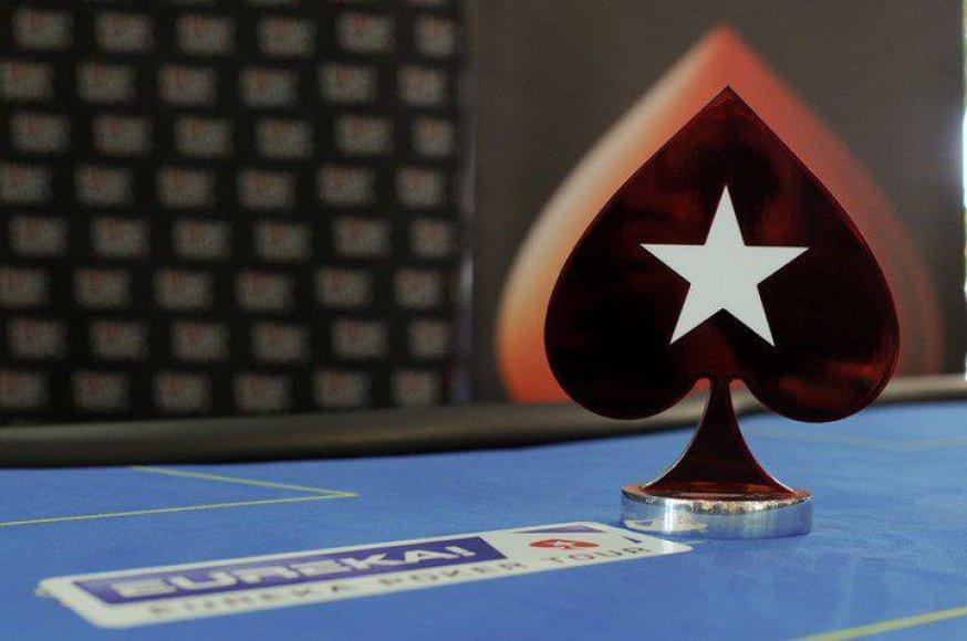 "Pokerio turo ""Eureka"" trofėjus"