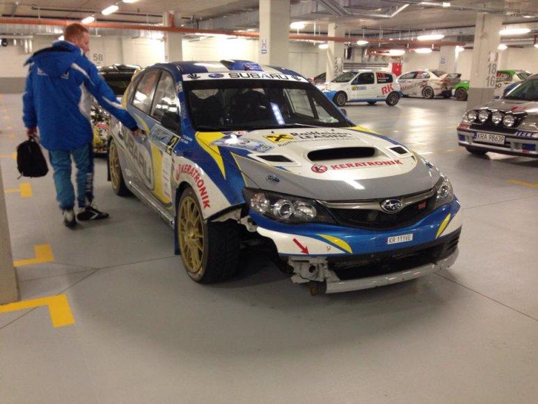 "Dominyko Butvilo ""Subaru Impreza"""