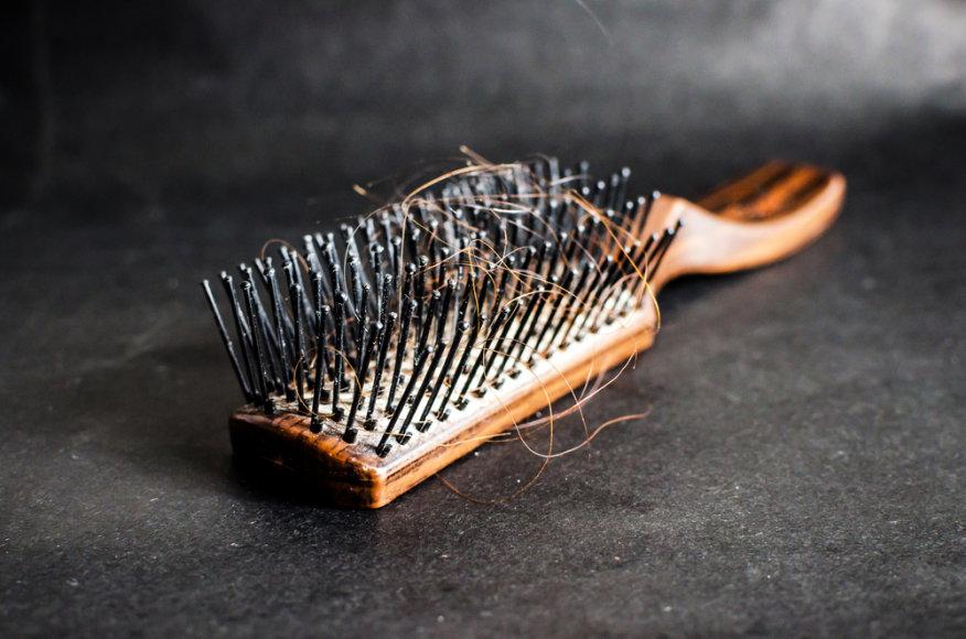 Plaukų šepetys