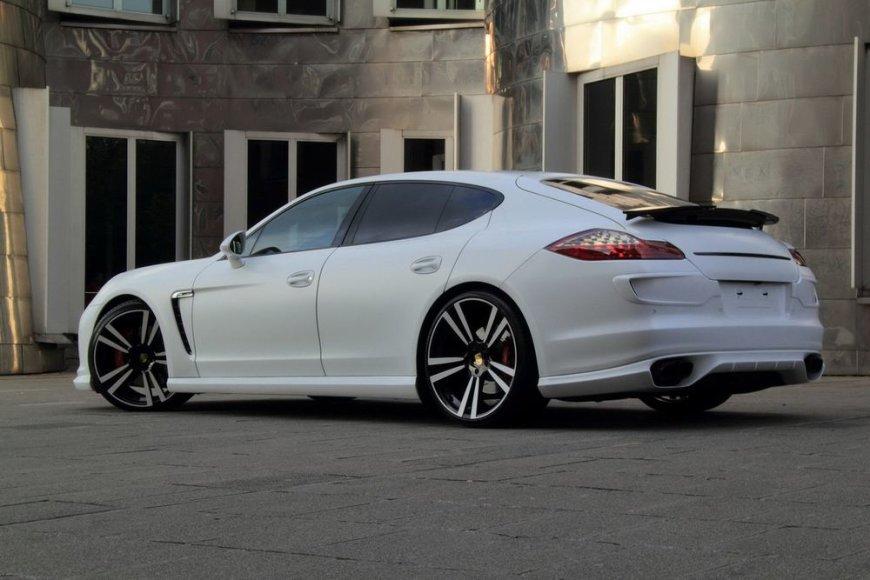 Porsche Panamera GTS Anderson