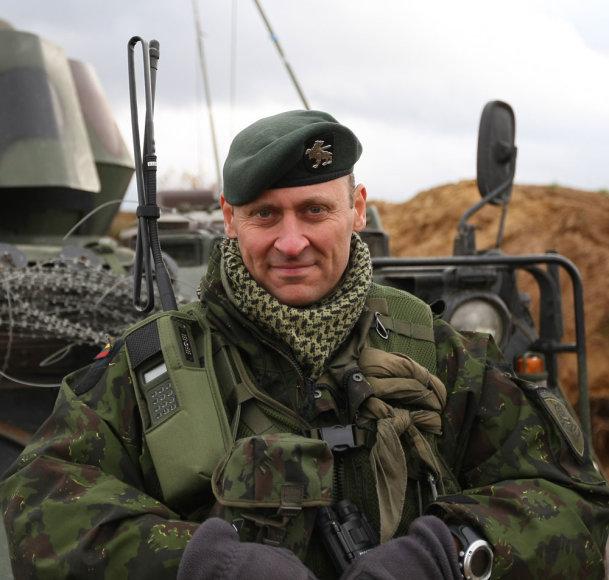 Mjr. Mindaugas Petkevičius