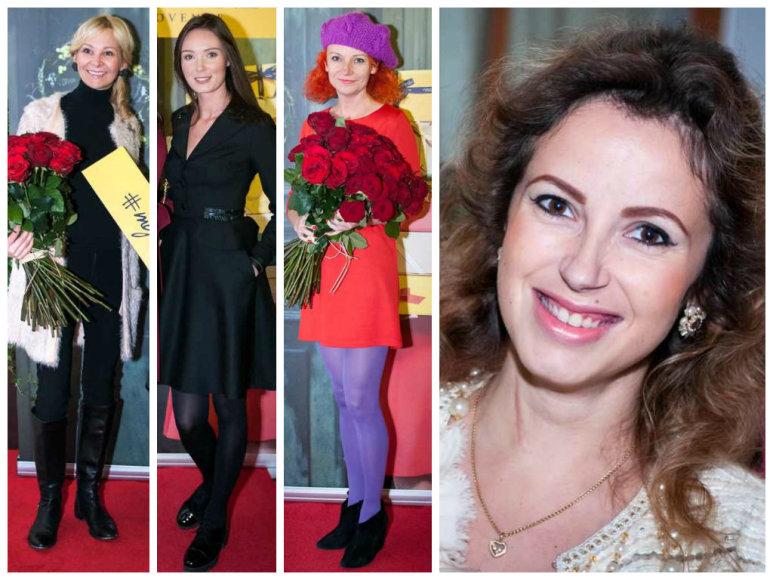 Violeta Malevska, Gritė Maruškevičiūtė-Tamošiūnė, Jolanta Svirnelytė ir Karina Jeremian-Daniškevičė
