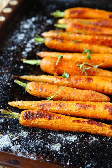Keptos morkos