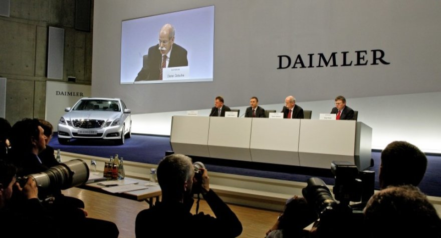 """Daimler AG"""