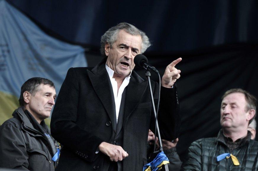 Bernard'as-Henri Lévy