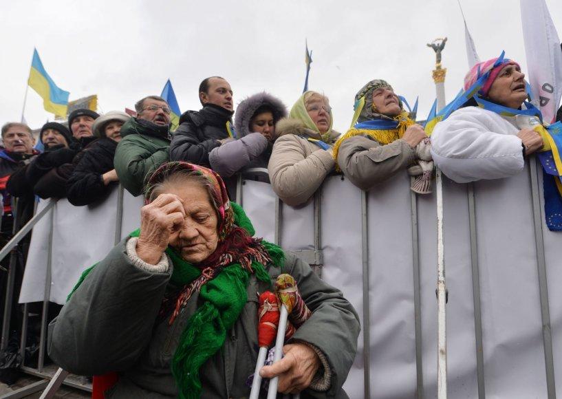 Sekmadienis, gruodžio 8 d. Kijeve