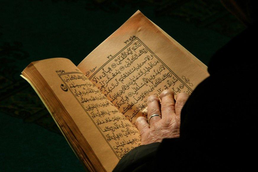 Radikalieji musulmonai atmeta bet kokią Korano interpretaciją