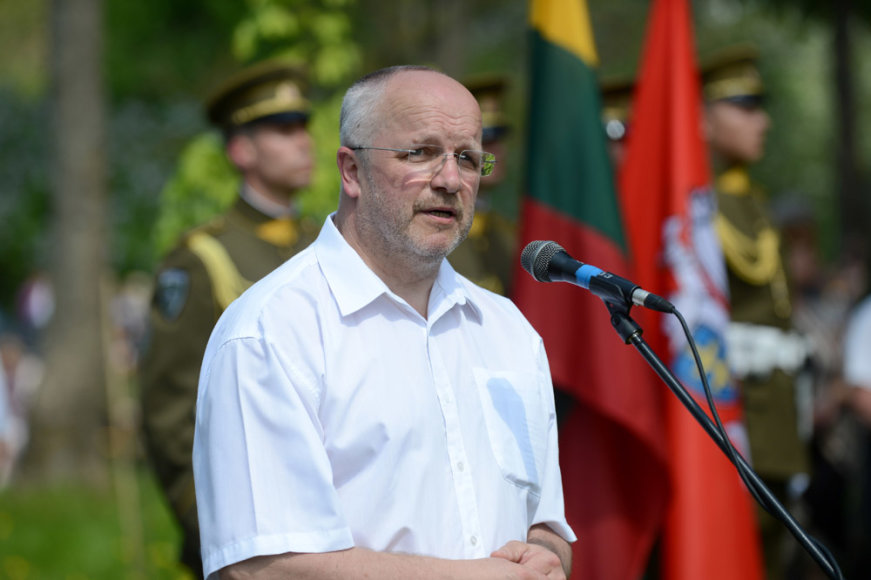 Juozo Oleko metai Krašto apsaugos ministro poste