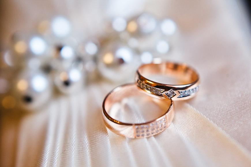 Vestuviniai, žiedai