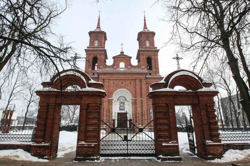 Panevėžio Šv. apaštalų Petro ir Povilo bažnyčia