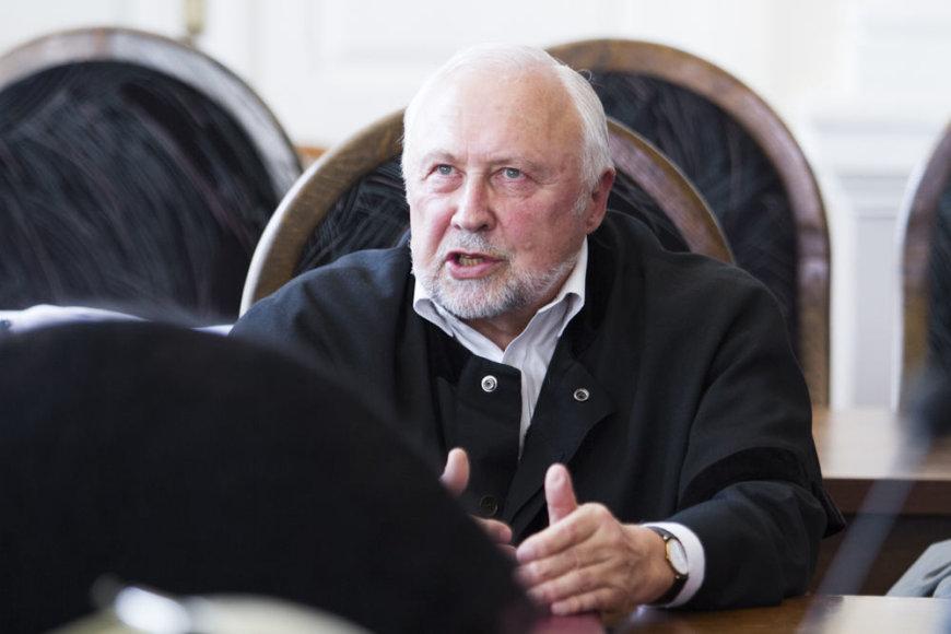 Advokatas Kęstutis Stungys