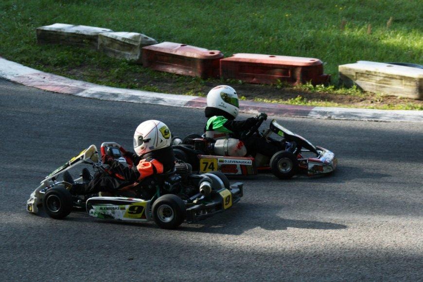 FIA kartingo akademija