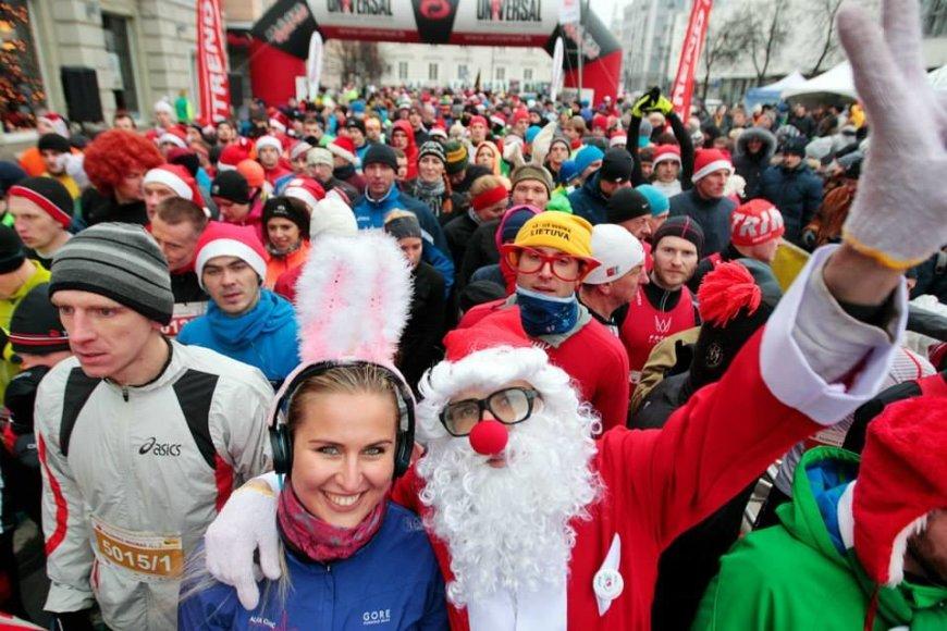 Kalėdinis bėgimas