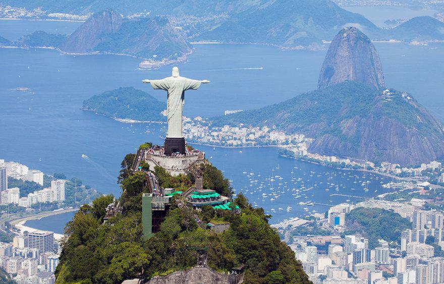 Shutterstock nuotr./Rio de Žaneiras