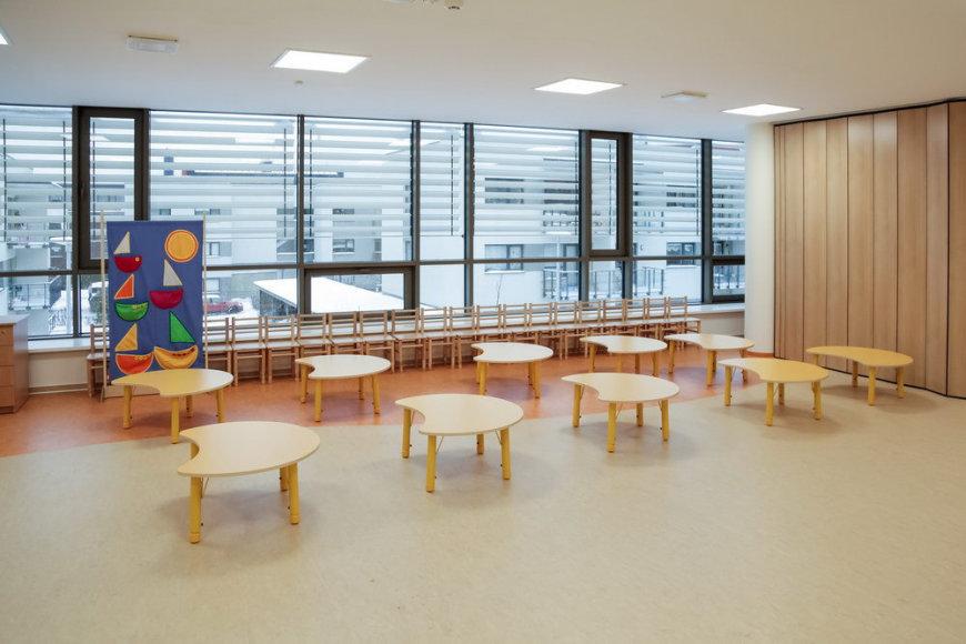 Taupusis Santariškių vaikų darželis