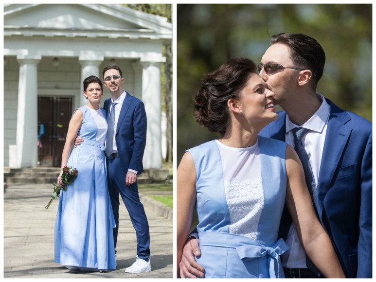 Marijaus Berenio ir Sigitos Grabauskaitės vestuvės