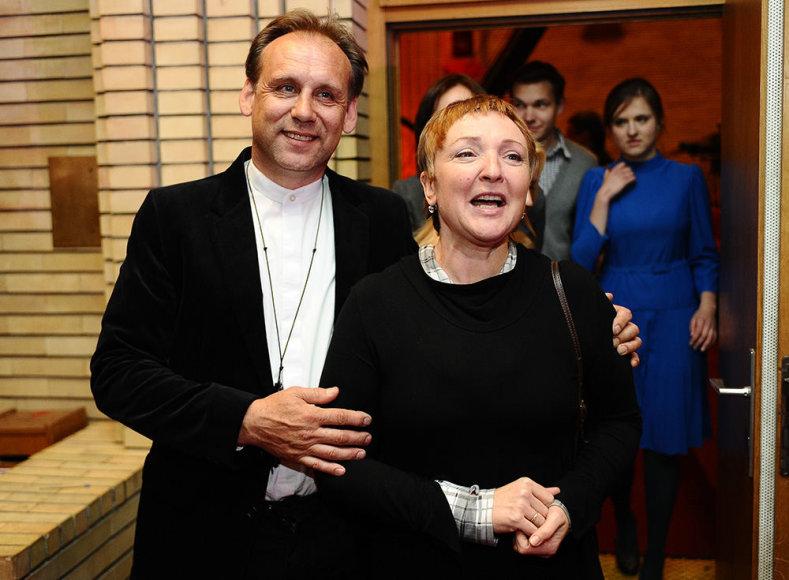 Kęstutis Rupulevičius ir Asta Baukutė