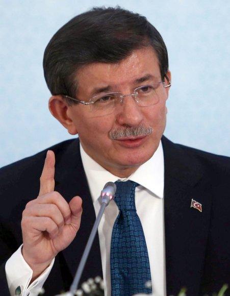 Turkijos premjeras
