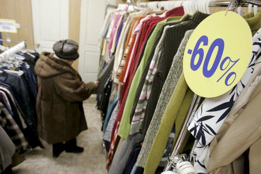 Lietuvis iš Didžiosios Britanijos į Rytų Europą gabeno ir neteisėtai įgytus dėvėtus drabužius.