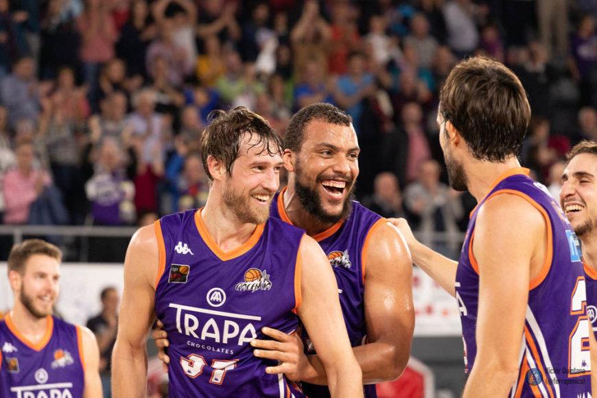 palenciabasket.com nuotr./Simas Jasaitis