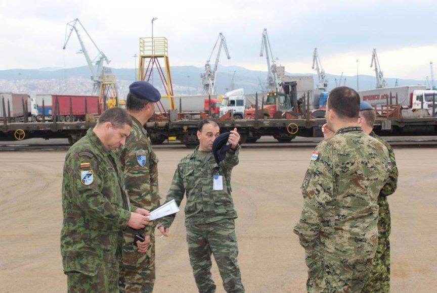 NATO vadovaujama taikos palaikymo pajėgų misija Kosove