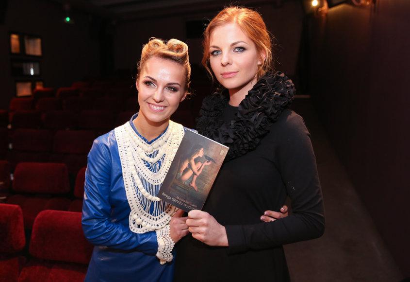Monika Budinaitė-Žadeikienė ir Indrė Kavaliauskaitė