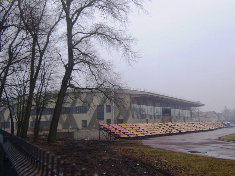 Palangos sporto komplekso durys lankytojams bus atvertos jau šį pavasarį.