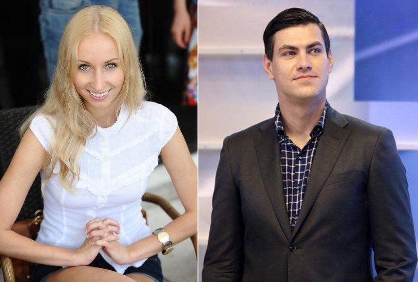 Kristina Tarasevičiūtė ir Justinas Jankevičius