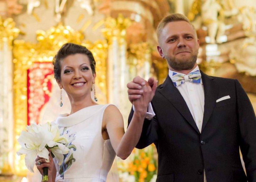 Agnė Kišonaitė ir Mantas Kubilius