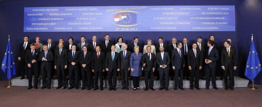 Europos Sąjungos viršūnių susitikimas