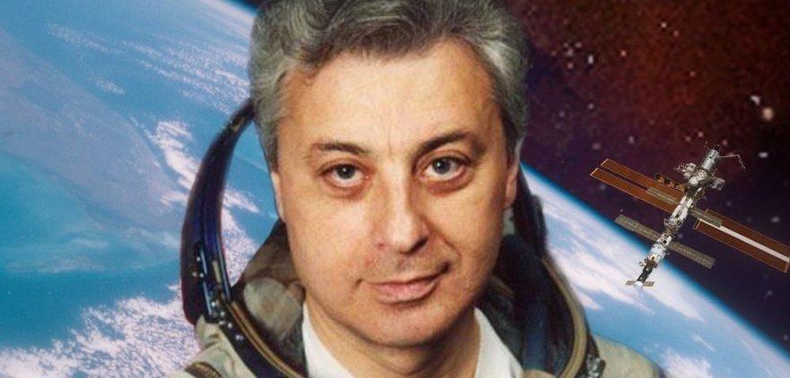 Kosmonautas Jurijus Baturinas