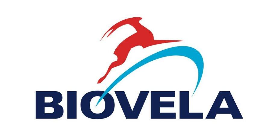 """Biovela"" logotipas"