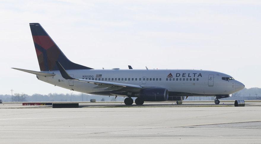"""Delta Air Lines"" lėktuvas"