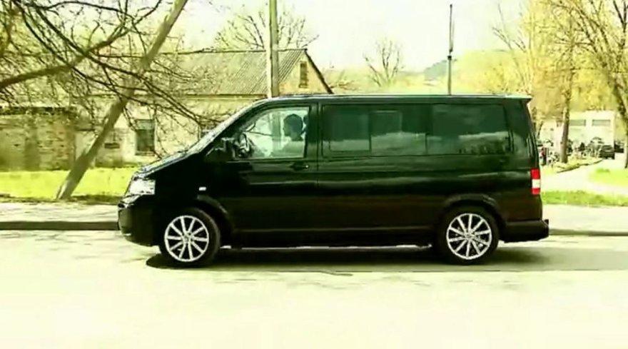 """""""Volkswagen Multivan"""""""