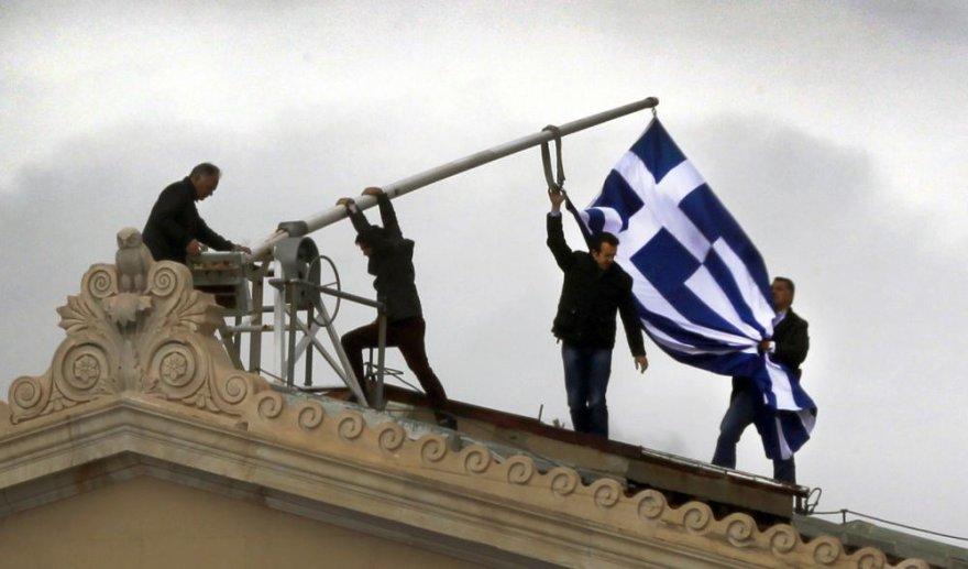 Krizė Graikijoje