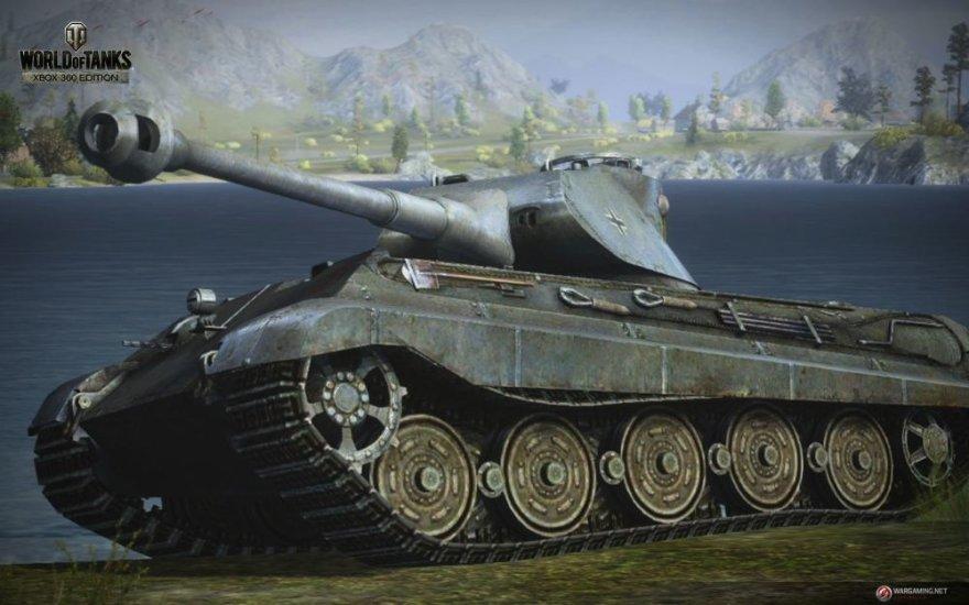 """Žaidimas """"World of Tanks"""""""