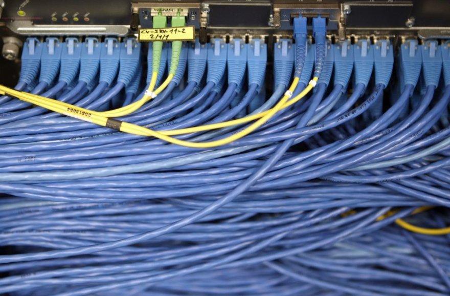 Interneto kabeliai