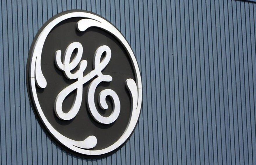 """General Electric"" logotipas"