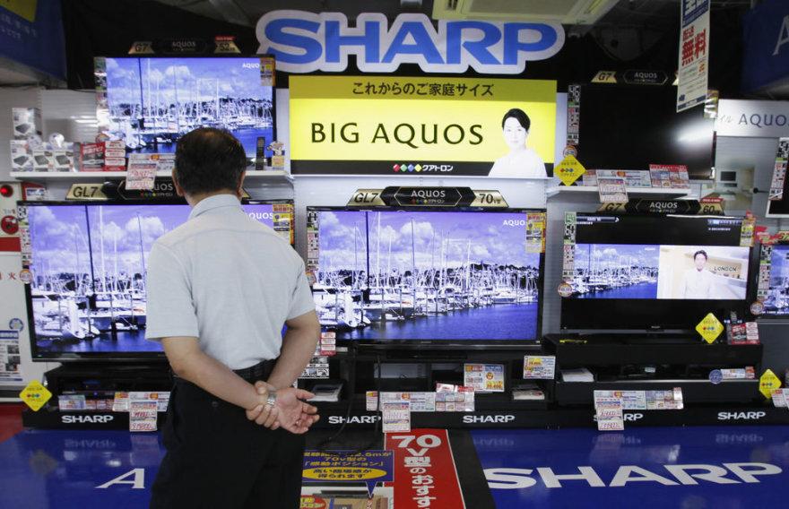"""Sharp"" televizoriai"
