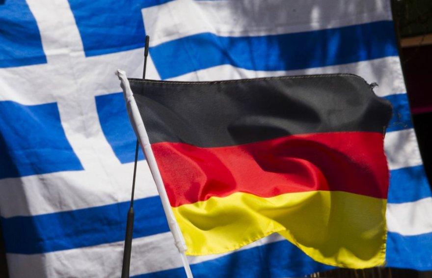 Graikijos ir Vokietijos vėliava