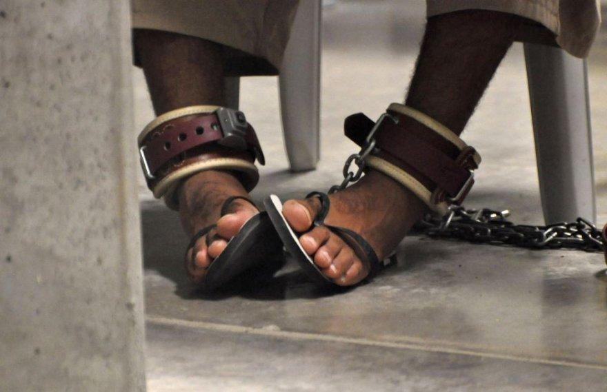 Kalinys Gvantanamo kalėjime